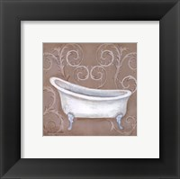 Framed Bath Tub