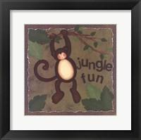 Framed Jungle Fun