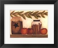 Framed Cinnamon Spice