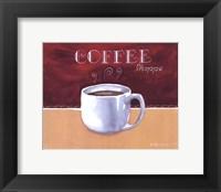 Framed Coffee Shoppe