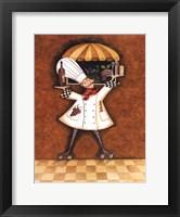 Framed Vin Chef