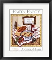 Framed Pasta Party