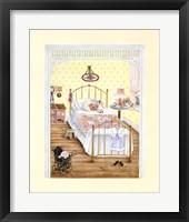 Framed Girl's Bedroom