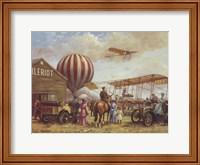 Framed Edwardian Planes