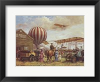 Framed Edwardian Planes