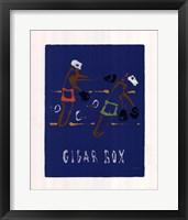 Framed Cigar Box