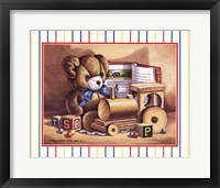 Framed Child Toys