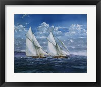 Framed Windy Day