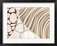 TRANSPARENCY 18 Framed Print