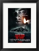 Framed Shutter Island - style E