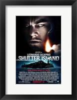 Framed Shutter Island - style F