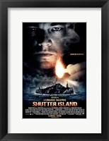 Framed Shutter Island - style D