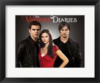 Framed Vampire Diaries - style E