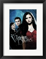 Framed Vampire Diaries - style F