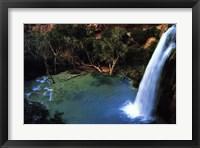 Framed Havasu Falls