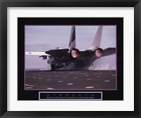 Framed Strength - Aircraft