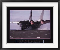 Framed Strength - Aircraft