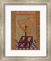 Framed Sextant, (The Vatican Collection)