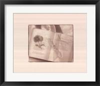 Framed Book of Memories