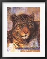 Framed Leopard