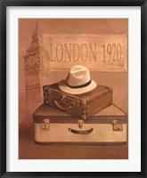 Framed London - 1920