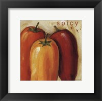 Framed Spicy