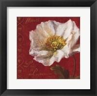 Paris Blossom II Framed Print