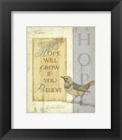 Secret Garden IV Framed Print