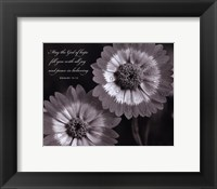 God of Hope Framed Print