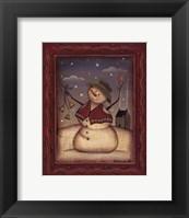 Framed Jingles Bells