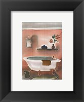 Framed Hot Tub