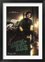 Framed Kick Ass - Kick-Ass
