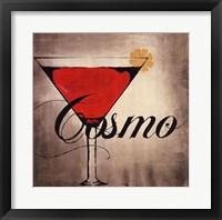 Framed Cosmo