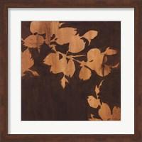 Framed Falling Leaves II