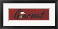 Framed Gourmet
