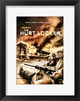 Framed Hurt Locker, c.2009 - style A