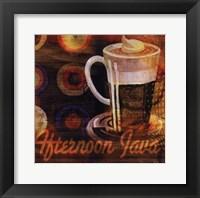 Framed Coffee Break II