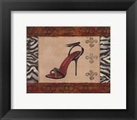 Framed Fashion Shoe II