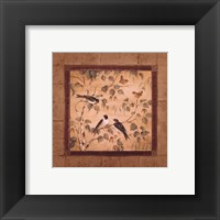 Outdoor Aviary I - petite Framed Print