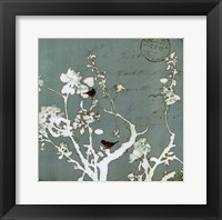 Song Birds IV - mini Framed Print