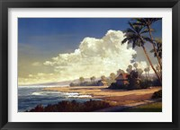 Framed Kona Coast II