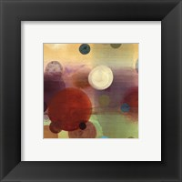 Circle Dreams II - petite Framed Print