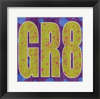 Framed GR8