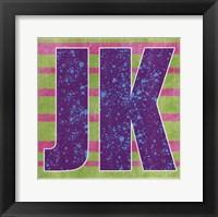 Framed JK