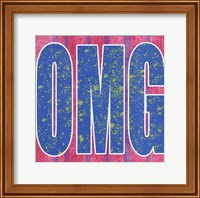 Framed OMG