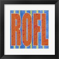 Framed ROFL
