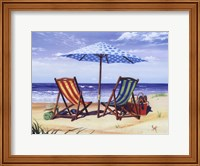 Framed Made In the Shade