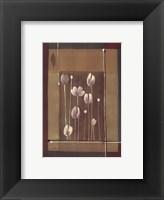 Framed Flowers In Line l