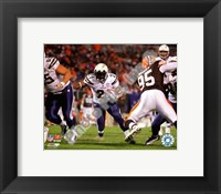 Framed LaDainian Tomlinson 150th Career Touchdown, 2009
