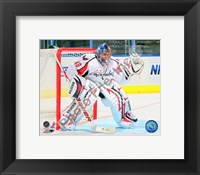 Framed Semyon Varlamov 2009-10 Action